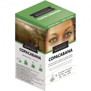 Herbata ziołowa Copacabana