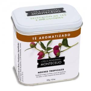 HERBATA MONTECELIO NOCHES TROPICALES