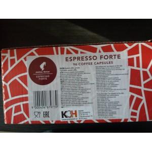 Kawa Julius Meinl Espresso Forte