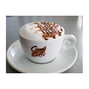 Filiżanki Crem Caffe 6 szt. 140 ml