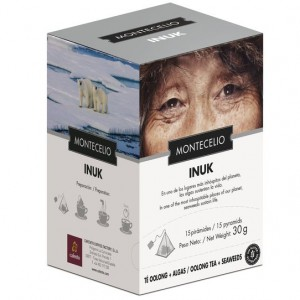 Montecelio Inuk - niebieska herbata