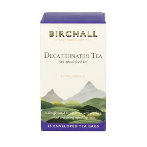 Decaffeinated Tea Birchall