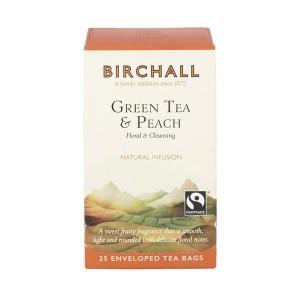 Green Tea & Peach Birchall