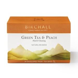Green Tea & Peach Birchal