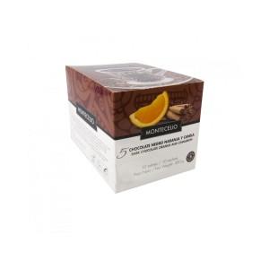 Ciemna czekolada Montecelio z pomarańczą i cynamonem Nr 5