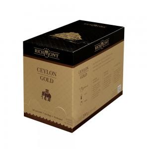 Richmont Ceylon Gold 50 saszetek