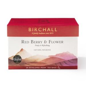 Red Berry & Flower Birchal