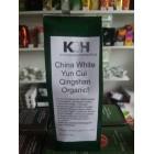 China White Yun Cui Qingshan Organic