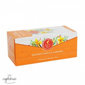 Czerwona Herbata Rooibos Vanilla - Caramel